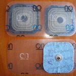 Electroestimulador y electroestimulación. Cómo guardar los parches