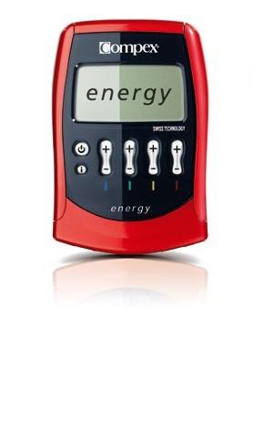 Compex energy mi sensor en www.electroestimulaciondeportiva.com