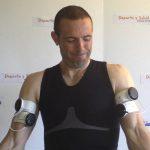 Ganar masa muscular en bíceps con electroestimulación