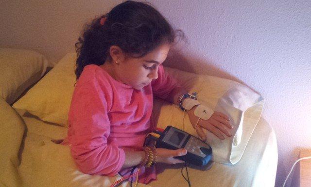 Electroestimulación y niños