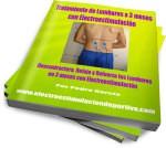 Entrenamiento de lumbares con electroestimulación a 3 meses. Trata tu dolor de lumbago con electroestimulación en www.electroestimulaciondeportiva.com