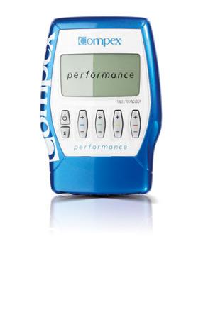 Compex Performance con cable sensor MI en https://www.electroestimulaciondeportiva.com/