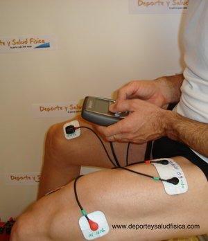 electroestimulacion y electroestimulador. Entrenamiento ciclista, correr a pie, resistencia aerobica, cefar, compex, globus