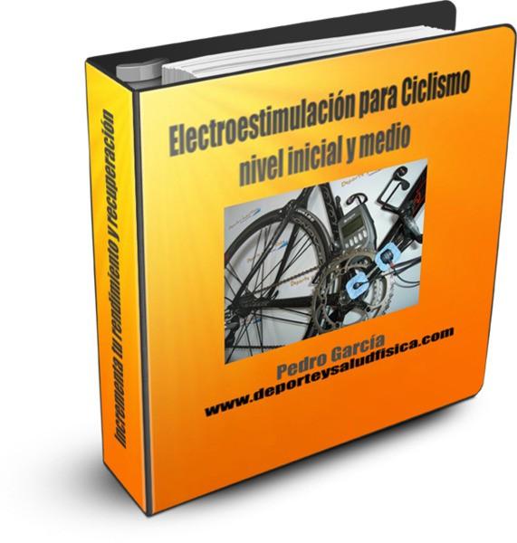 Electroestimulación para ciclismo nivel inicial y medio
