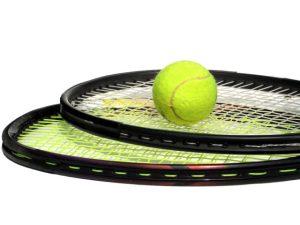 electroestimuladores, electroestimulacion y deportes de raqueta, tenis, squash, badminton