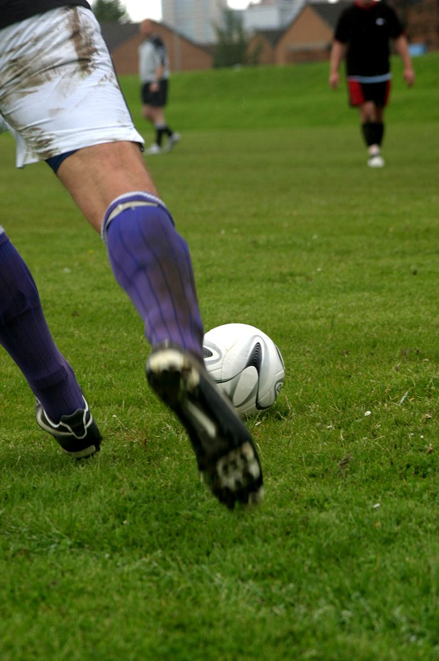Entrenamiento con electroestimulacion para prevenir lesiones en futbol