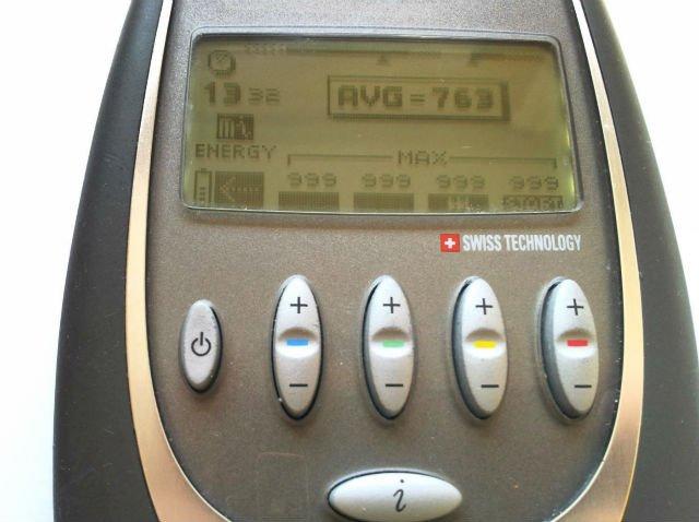 compex mi sport electroestimulacion intensidad entrenamiento