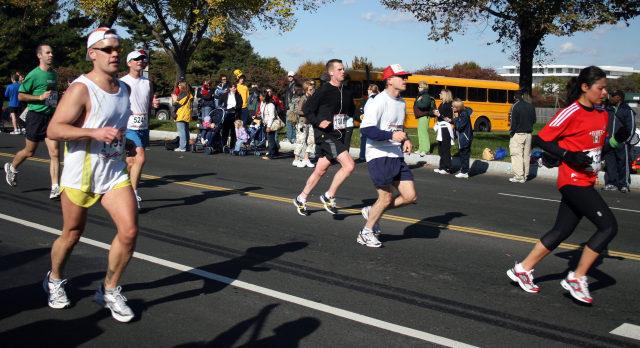running entrenamiento con electroestimulacion para triatlon