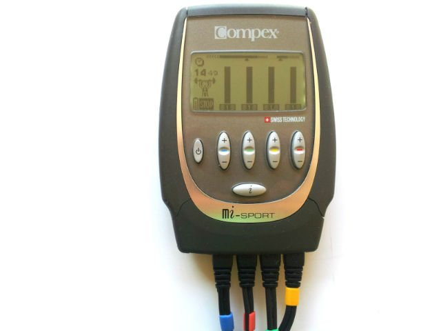 electroestimulador compex mi sport