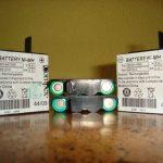 Electroestimulador y baterías. Parte 1