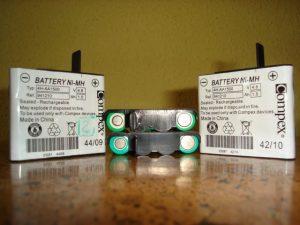 Utilizar al menos dos baterías para entrenar electroestimulacion