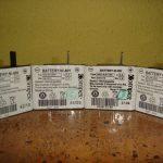 Electroestimulador y baterías. Parte 2