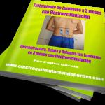 Tratamiento y entrenamiento con electroestimulación para el dolor de Lumbares o Lumbago