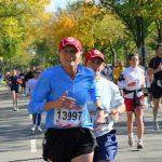 Entrenamiento de electroestimulación para maratón. Mes 2