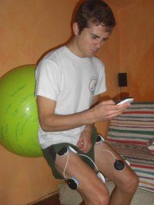 ntrenamiento com electroestimulacion compex. Electroestimuladores y alta intensidad para futbol