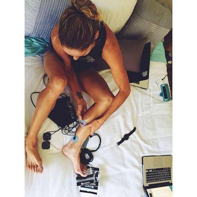 calambres y rampas en las piernas electroestimulacion