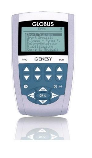 globus genesy 500 en https://www.electroestimulaciondeportiva.com/