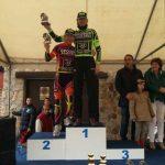 Ciclismo y entrenamiento con electroestimulación para Master 40; Pablo Moleón