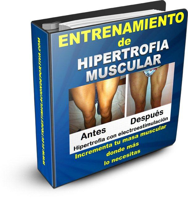 Tratamiento para la atrofia muscular. Consigue hipertrofia muscular