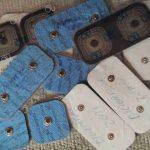 Cómo limpiar parches o electrodos sucios