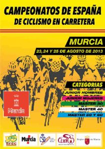 Campeonatos de españa de ciclismo master