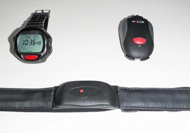 pulsometro y electroestimulación
