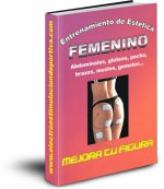 Entrenamiento de Estética femenina con electroestimulación