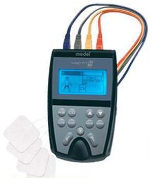 electroestimulador de 4 salidas