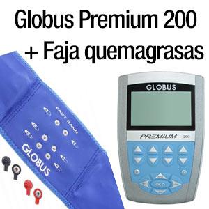 Globus Premium 200 + faja