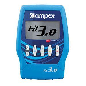 electroestimulador compex Fit 3.0