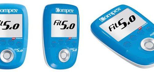 Compex Fit 5.0. Programas, precio y puntos fuertes