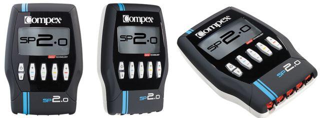 Compex sp 2.0 el electroestimuldor para iniciados y deportistas de cierto nivel