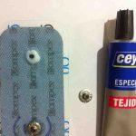 Parches, electrodos y conexiones rotas. Cómo repararlas