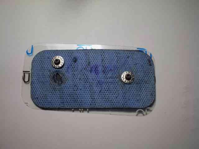 como reparar electrodos compex