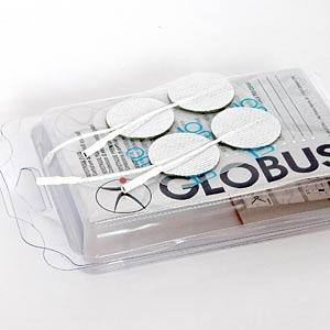Electrodos faciales conexión wire para Globus