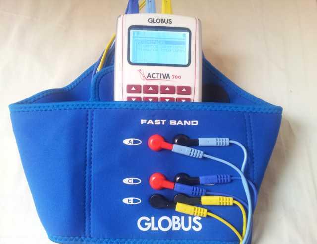 Faja abdominal y lumbar Globus