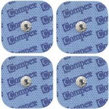 Electrodos Compex Originales 5X5 Snap