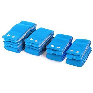 8 cintas elásticas para estimulacion muscular
