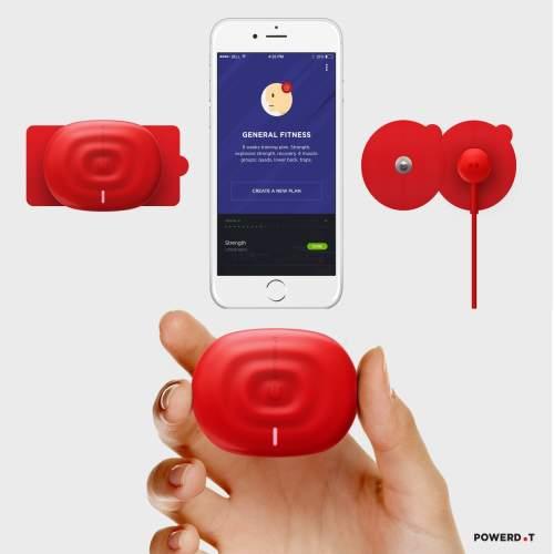 PowerDot wireless y teléfono