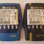 Batería Compex 2.0 Ah. Cuidado con esto.