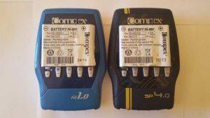 Bateria de compex