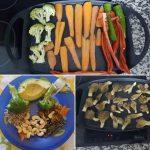 Pérdida de peso con electroestimulación. La cena y la comida entre horas. (Video 4)
