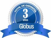Ampliación garantía globus