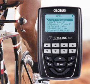 Electroestimulador para ciclistas globus cycling pro