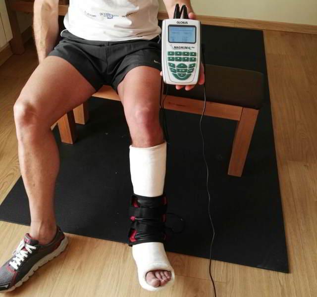 Magnetoterapia y recuperacón globus magnum xl pro