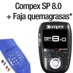compex SP 8.0 promoción