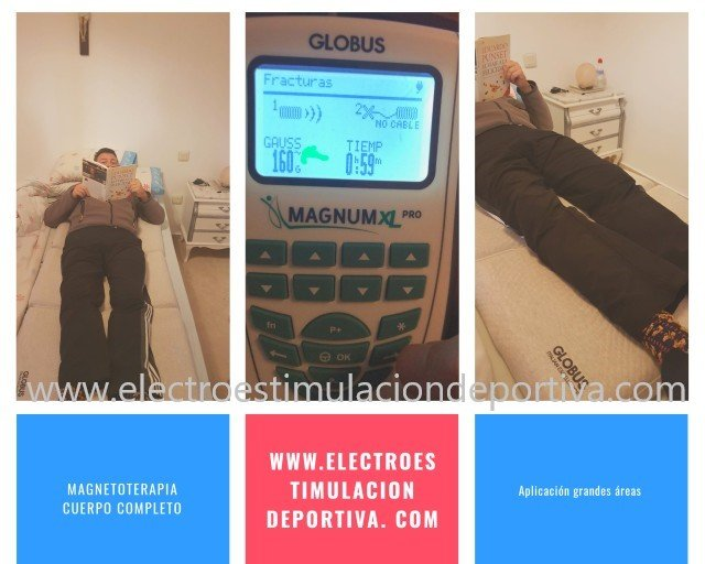 colchoneta glogus y magnetoterapia para dormir, artritis, fibromialgia