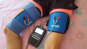 fast pad fajas para electroestimulación en piernas