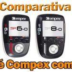 Qué Compex comprar: Sp 6.0 ó Sp 8.0 [Comparativa]