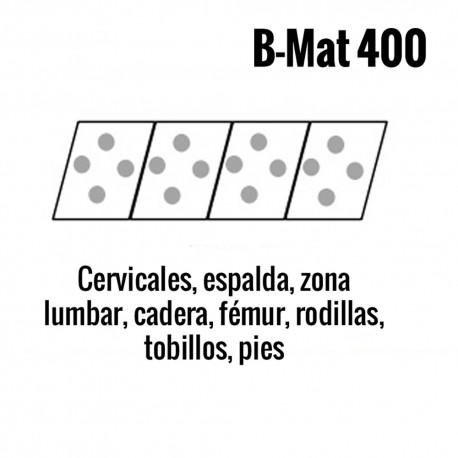 Colchoneta magnetoterapia Bmat 400